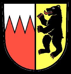 Zweckverband Wasserversorgung oberer Neckar - Wappen Dietingen