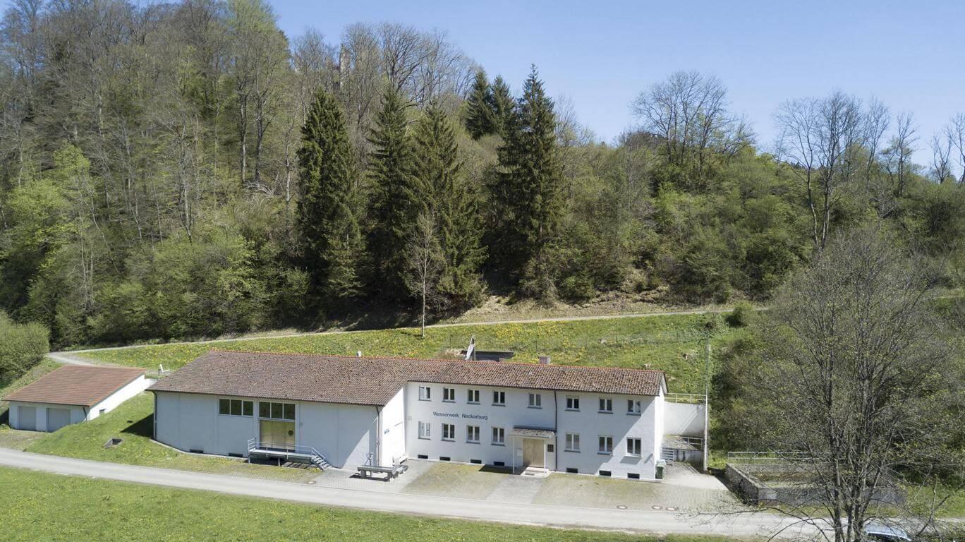 Zweckverband Wasserversorgung oberer Neckar - Wasserwerk an der Neckarburg