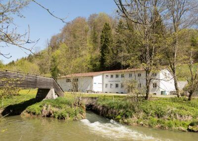 Wasserwerk Neckarburg